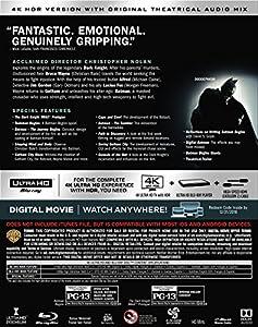 Batman Begins (Ultra HD/BD) [Blu-ray] at Gotham City Store