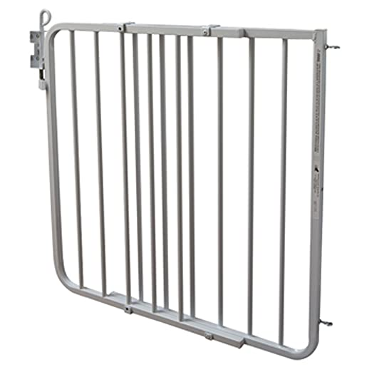This Gate Is Available In A Choice Of Two Color Options And Is Suitable For  Use Between Rooms Or At The Bottom Of The Stairs. It Is 29 ⅝ Inches High  And ...