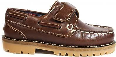 Zapatos para Hombre Fabricados en Piel Niños La Valenciana 031 Cuero