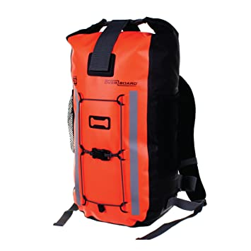 OverBoard Pro-Vis High Visability 100% Waterproof Backpack Bag ... d5842bccbb51e