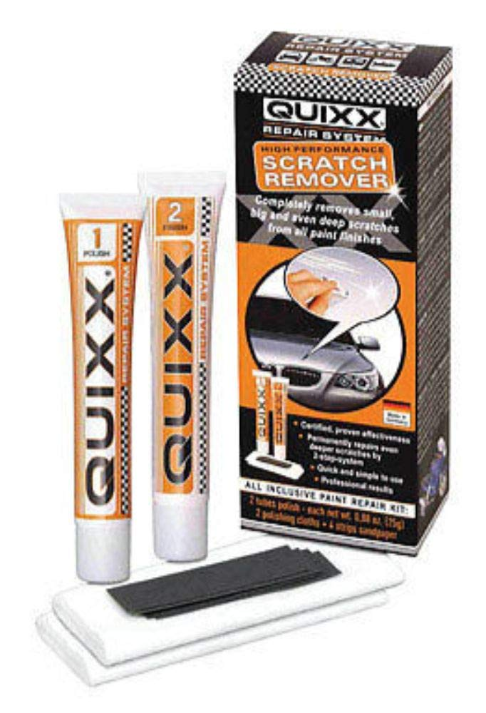 QUIXX Scratch and Scuff Painted Surface Remover KIT by Unknown