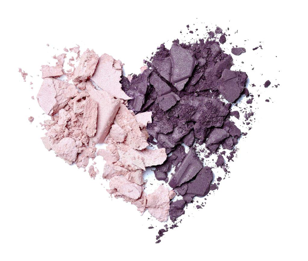 LiLo Compact Eyeshadow Long-Lasting Colorful Highly Pigmented Makeup Like 4U, Shade 105 Romantic Provence