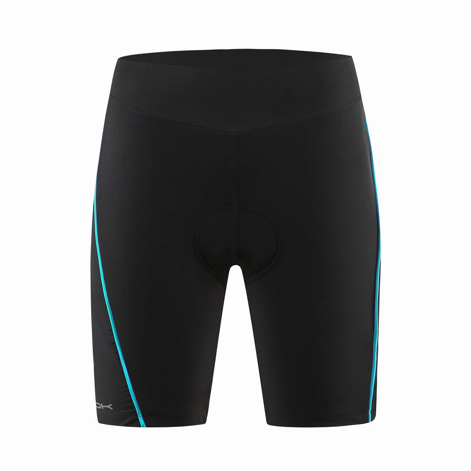 Letook Women Bike Shorts With 3d Gel Padded Breathable Cycling Shorts Outdoor Shorts