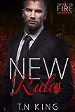 Catching Fire: New Rules (Billionaire Romance Series Book 2)