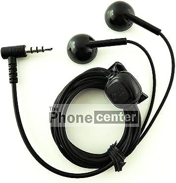 TPC© Original Auriculares Manos Libres LG EAB64228801 para LG K10 ...