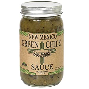 Los Roast - New Mexico Green Chile Sauce, 16oz