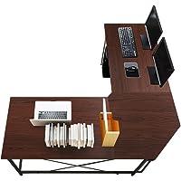 soges Bureau d'Angle Ordinateur Bureau Informatique Table Informatique
