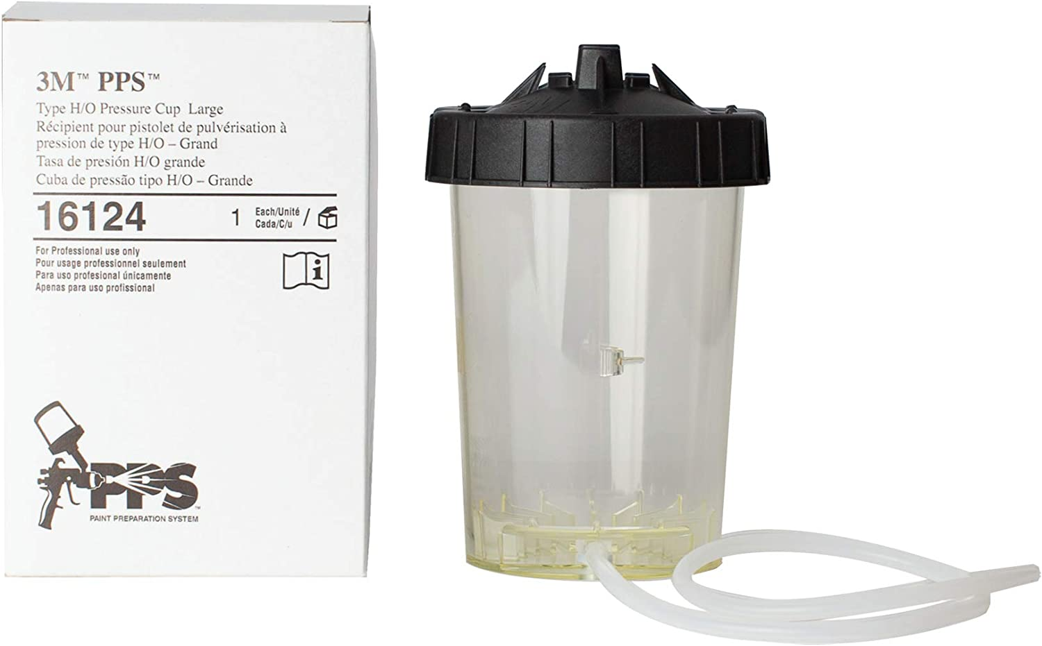 3M PPS Original Series 16124 Sale SALE% OFF H 5 ☆ popular Air with Pressure O Hos Cup