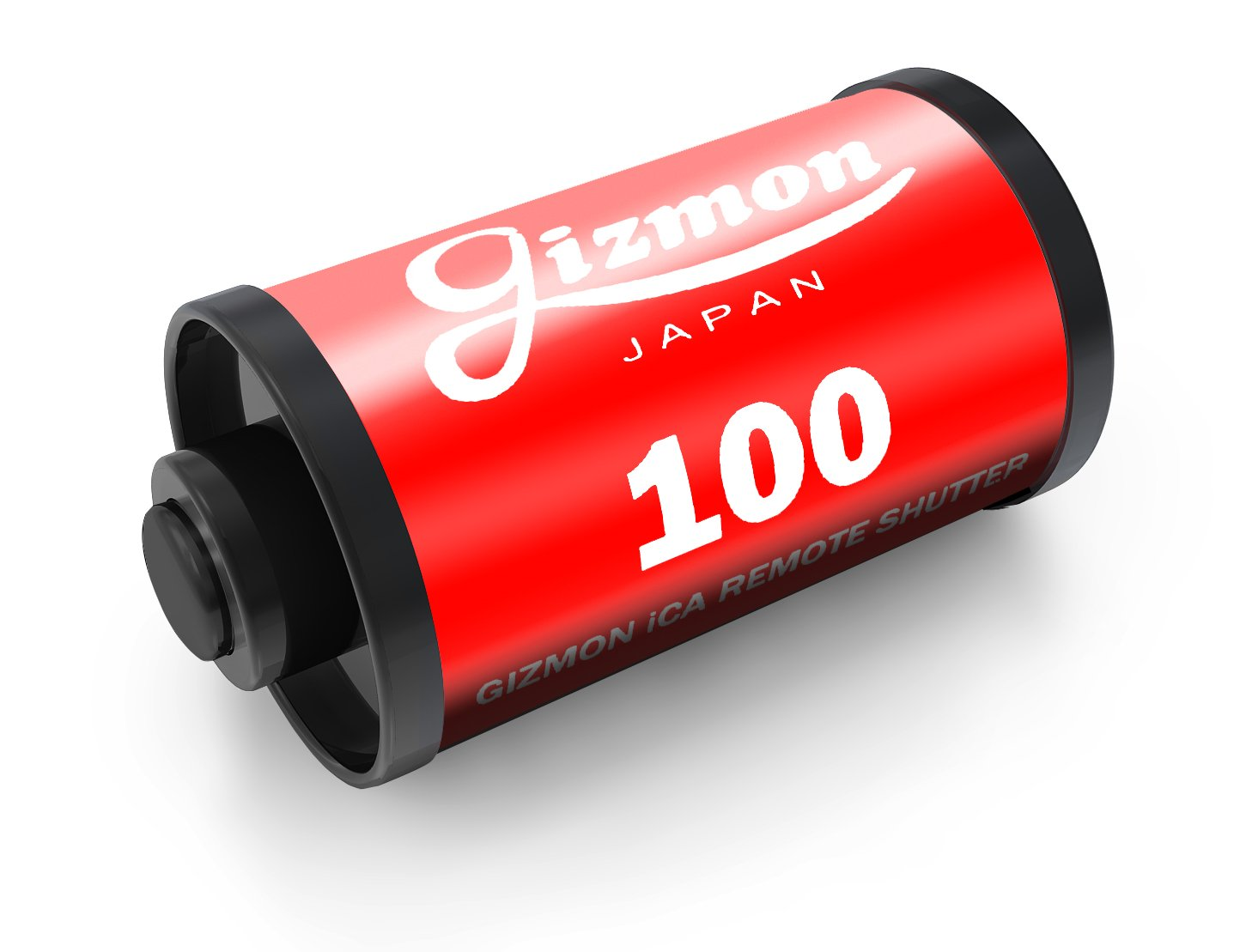 GIZMON iCA REMOTE SHUTTER A For Apple iPhone/iPad/iPod Touch RED