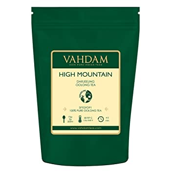 VAHDAM High Mountain Oolong Tea Leaves from Himalayas
