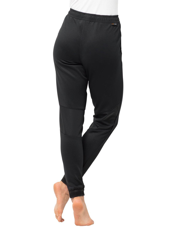 Jack Wolfskin Womens Morning Trek Thermal Fleece Lounge Pants Jack Wolfskin Domestic