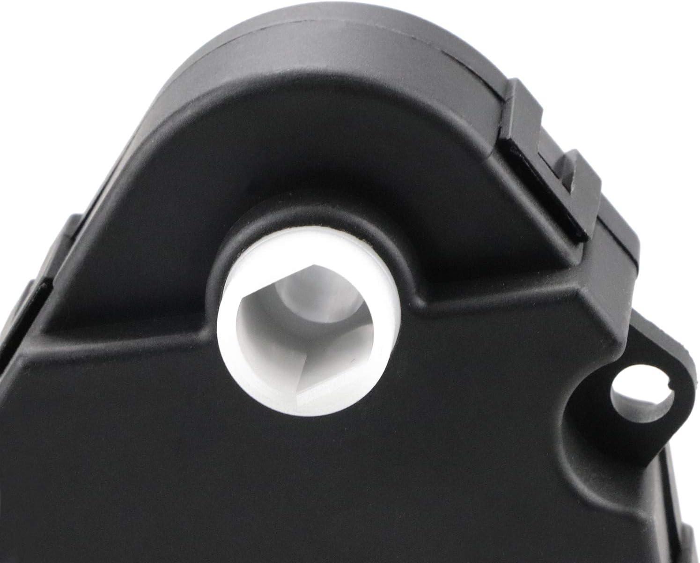 Buick Lesabre Replaces 52402611 15-72972 89018375 16164972 604-111 AC Rear Blend Door Temperature Defrost Actuator for Chevy Tahoe Trailblazer Chevrolet Suburban Escalade GMC Yukon