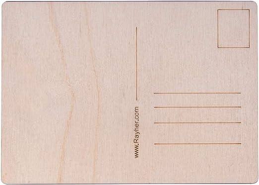 aquarelle fabrication de cartes et loisirs cr/éatifs Redcherry Lot de 6 pinceaux /à pochoir en bois parfaits pour acrylique huile poils naturels peinture