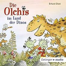 Die Olchis im Land der Dinos Hörspiel von Erhard Dietl Gesprochen von: Wolf Frass, Robert Missler, Dagmar Dreke, Nadine Schreier, Eva Michaelis