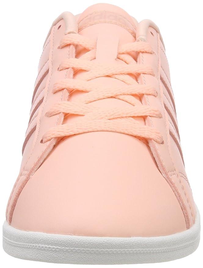 low priced 2fcad 2f407 adidas Damen Vs Coneo Qt W B74554 Sneaker, Mehrfarbig (Pink 001), 36 23  EU Amazon.de Sport  Freizeit