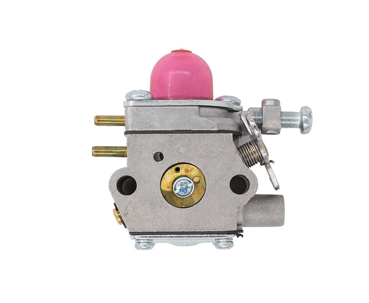 Carburetor Tool Fuel Line Filter For Troy Bilt Tb80ec Tb32ec Ym21cs Tb21ec Tb22ec Tb2040xp Tb22 2 Cycle String Trimmer Gas Craftsman Weed