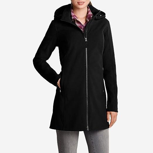 Eddie Bauer Women's Windfoil Elite Trench Coat