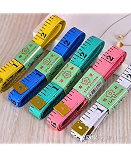 JASOL®Measuring Tape Pack of 1 Multi Color