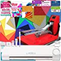 """Silhouette Cameo 3 Bluetooth Heat Press T-Shirt Business Bundle with 15"""" x 15"""" Heat Press, Siser Vinyl, Swatch Book, Guides, Class, Membership and More"""
