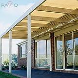 Patio Paradise 8' x 15' Sunblock Shade Cloth