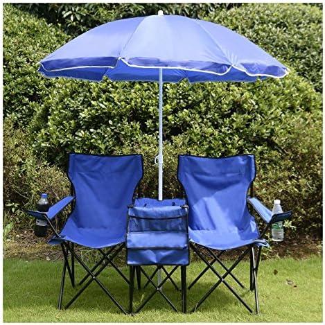 COSTWAY Portable Folding Umbrella Camping product image