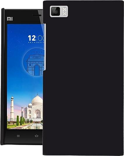 sports shoes 19f9e da32c Xiaomi Mi3 Case, TURTLE Shell Hard Case Back Case Case: Amazon.in ...