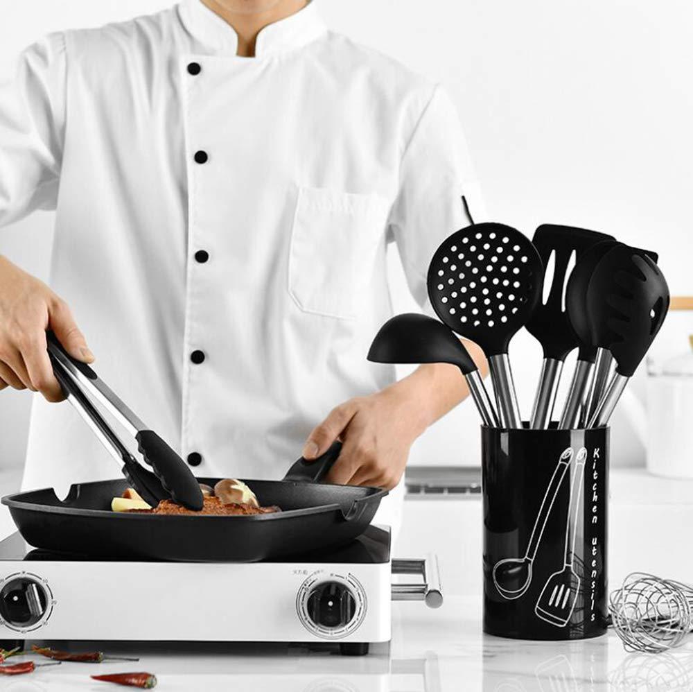 Utensilio De Cocina De Silicona Juego De Cocina De 9 Piezas ...