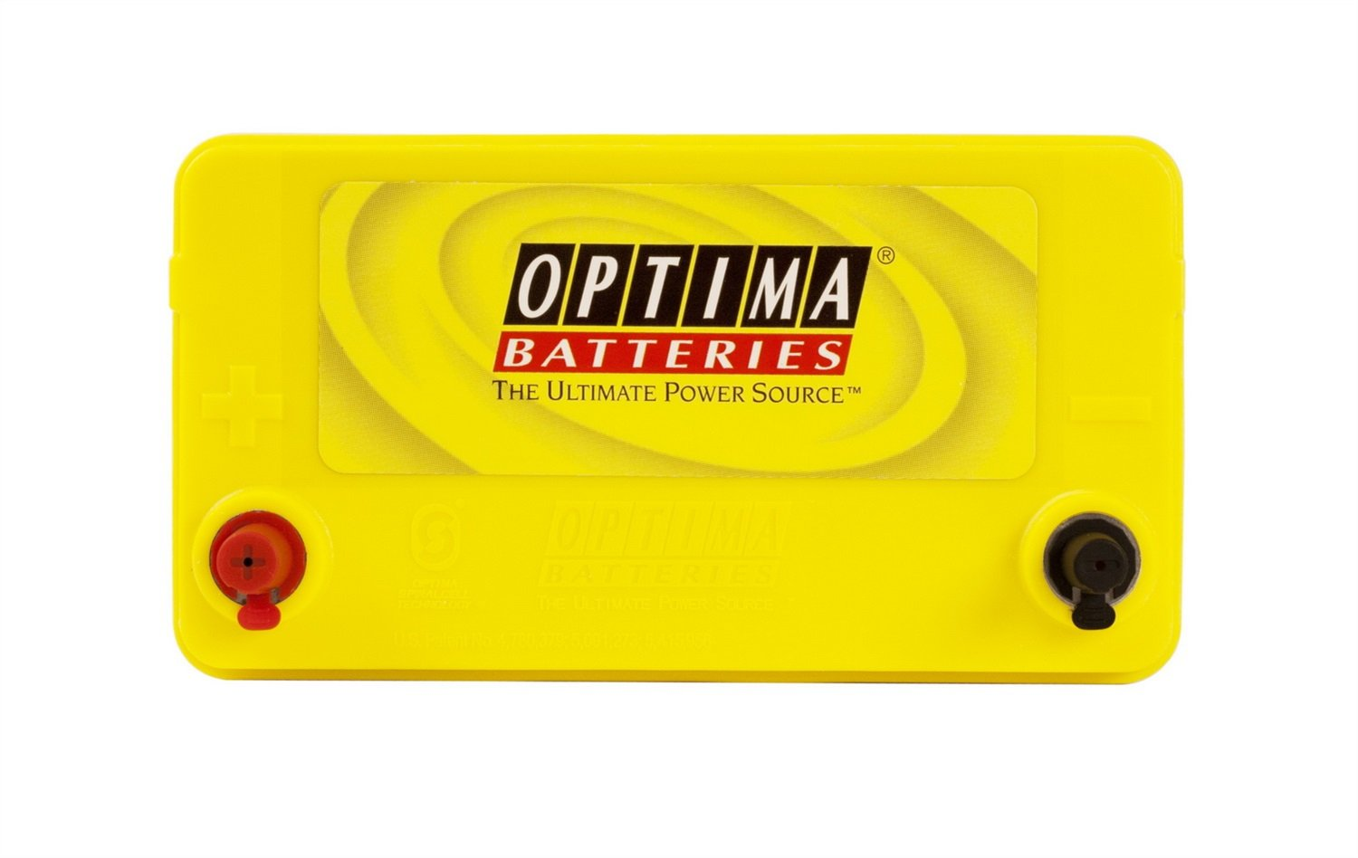 Optima Batteries 8171 767 Ds46b24r Yellowtop Prius Acdelco Alternator Wiring Harness Battery Automotive