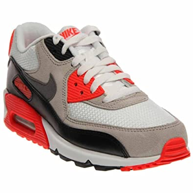 release date: 075b4 47915 Nike Air Max 90 Infrared Junior Blanc 38½