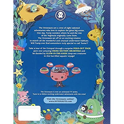 Silver Gate The Octonauts The Great Big Ocean Creature Report! Creature Report!: Toys & Games