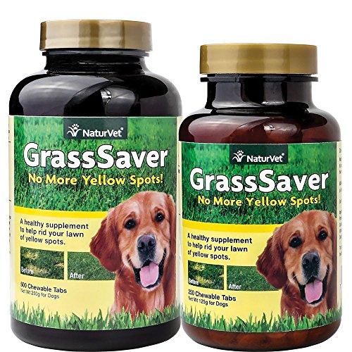 NaturVet GrassSaver 500 Tablets (Grasssaver Tablets)