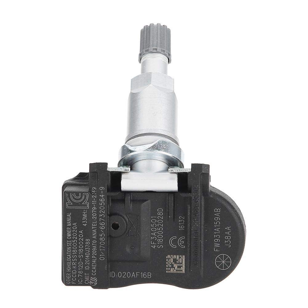 sensor de monitor de presi/ón de neum/áticos TPMS de coche apto para X-Type XE XF XJ XK FW93-1A159-AB Sensor de presi/ón de neum/áticos de coche