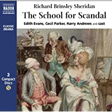 The School For Scandal (A)