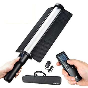 brand new d52f4 60889 Godox LC500 Portable LED Light Stick (Black)