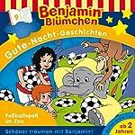 Fußballspaß im Zoo (Benjamin Blümchen Gute Nacht Geschichten 9)   Vincent Andreas