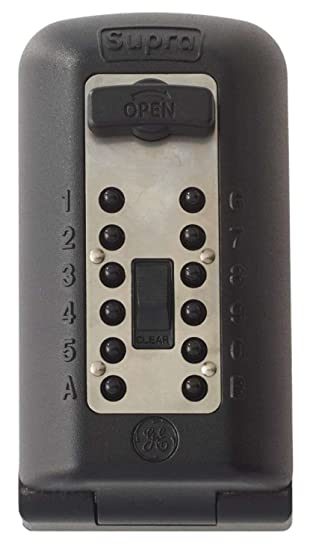 Kidde Supra - Caja guarda llaves de alta seguridad P500 con capacidad para 3/5 llaves: Amazon.es: Industria, empresas y ciencia