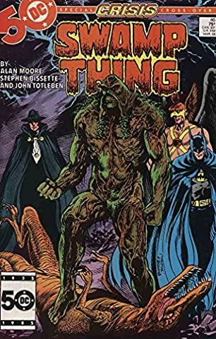 Swamp Thing (2nd Series) #46 FN ; DC comic book (Earth To Earth Swamp Thing)