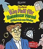 img - for Ein Fall Fur Kommissar Maroni - 40 Minikrimis Zum Mitraten (German Edition) book / textbook / text book