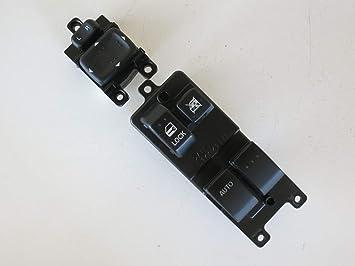 Mazda BHN1-66-350 Door Window Switch Panel