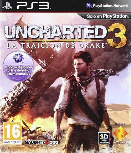 Uncharted 3: La Traición de Drake: Amazon.es: Videojuegos