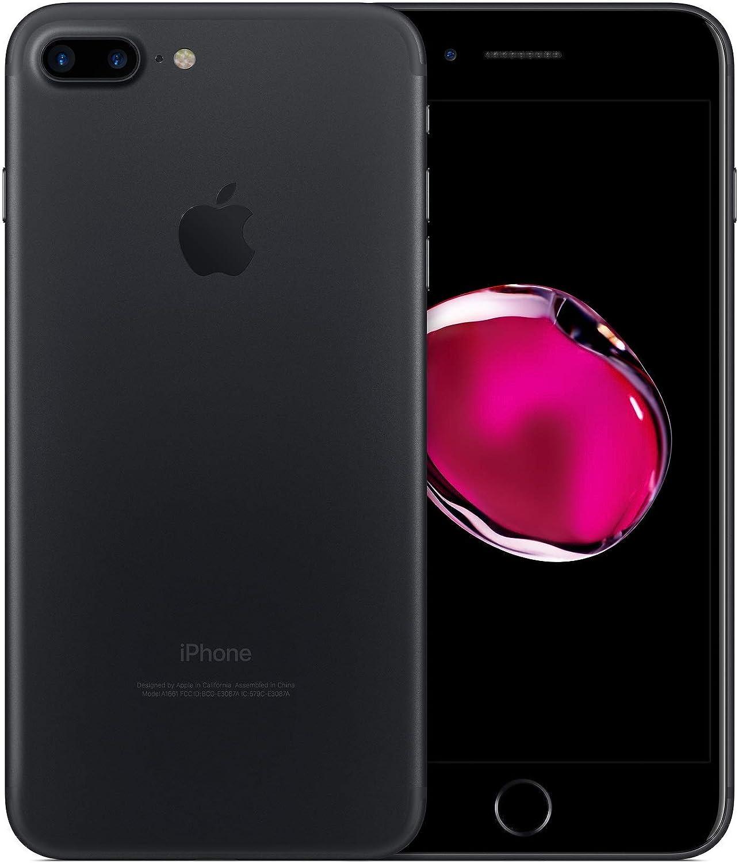 Amazon Com Apple Iphone 7 Plus Virgin Mobile 256gb Black Renewed