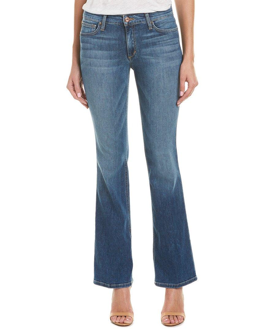 Joe's Jeans Womens The Provocateur Petite Roamie Bootcut, 24, Blue