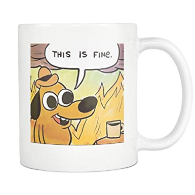 616E8xrBprL._UX385_ amazon com jegraphics this is fine dog clothing