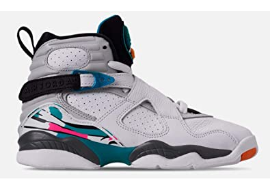 competitive price 91233 c0ef1 Amazon.com | Jordan Air Jordan 8 Retro (gs) Big Kids 305368 ...