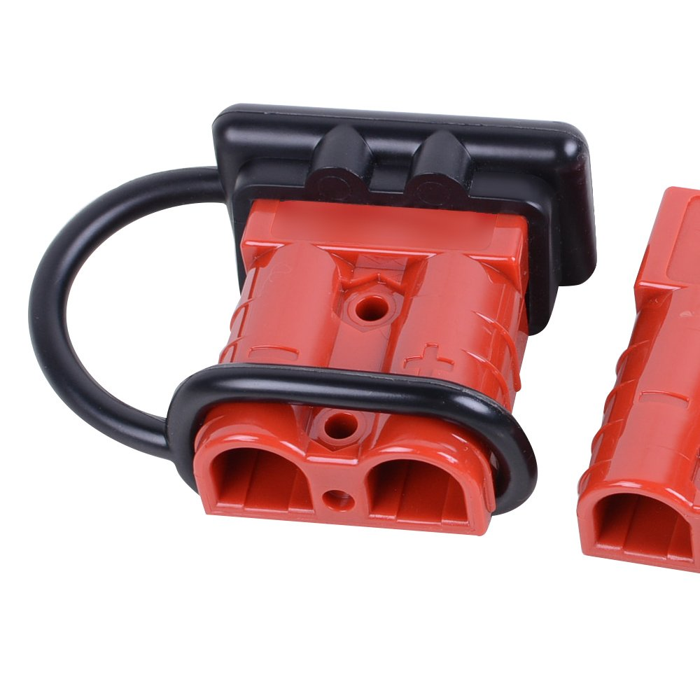 Pevor Universal 12-36V Battery Connect Quick Connector Disconnect Wire Harness Plug Kit for Winch Trailer 120 amps T/&HI-B077GNMM4S