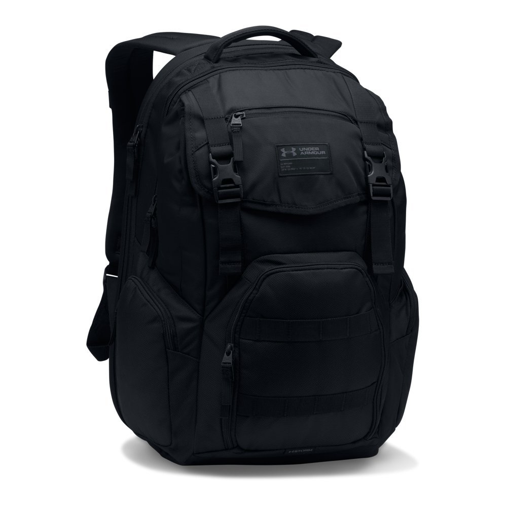 Under Armour Coalition 2.0 Backpack,Black (001)/Graphite, One Size by Under Armour