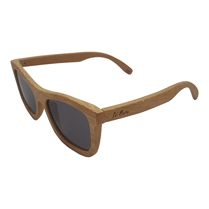 Le Brox - Gafas de sol - para hombre Marrón Carbonized ...
