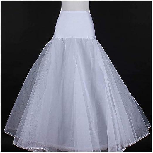MILASIA Vestido de Novia Una Falda de Cintura en línea es ...