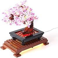 LYCH Ledverlichtingsset voor LEGO 10281 Creator Expert Bonsai Boom, verlichting compatibel met LEGO 10281 Bonsai Tree…