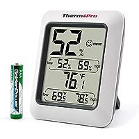 ThermoPro TP50 digitales Thermo-Hygrometer Raumklimakontrolle Raumluftüerwachtung Klima Monitor